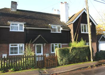 Thumbnail 2 bed terraced house for sale in Amage Road, Wye, Ashford, Kent