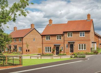 """Thumbnail 3 bedroom semi-detached house for sale in """"The Alfold Himscot Semi"""" at Sachel Court Drive, Alfold, Cranleigh"""