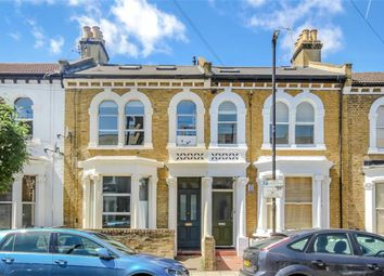 Thumbnail 4 bed flat to rent in Plato Road, London