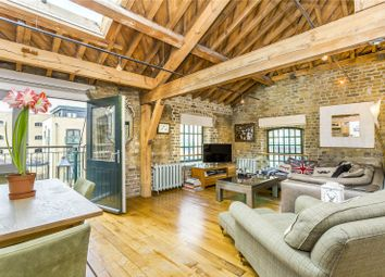 Thumbnail 2 bed flat for sale in Butlers & Colonial Wharf, London