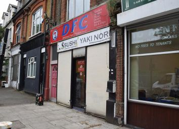 Thumbnail Restaurant/cafe to let in 38A Wightman Road, Haringey, London