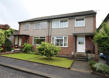 Thumbnail 3 bed semi-detached house for sale in Johnston Terrace, Greenock, Renfrewshire
