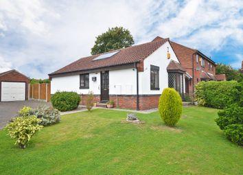 Thumbnail 3 bed detached bungalow for sale in Clarkson Court, Normanton