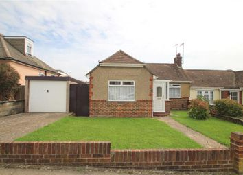 Thumbnail 3 bed bungalow for sale in Griffiths Avenue, North Lancing, West Sussex