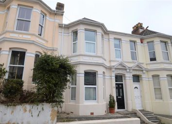 Thumbnail 4 bedroom terraced house for sale in Lipson Avenue, Plymouth, Devon