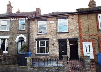 Thumbnail 3 bedroom terraced house for sale in Melford Road, Sudbury