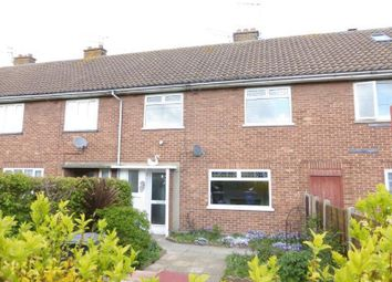 Thumbnail 3 bedroom terraced house for sale in Europa Road, Lowestoft