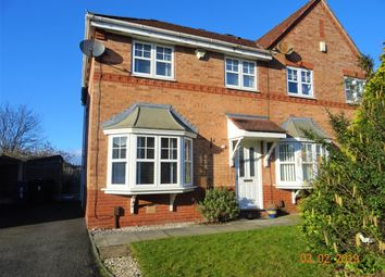Thumbnail 3 bedroom semi-detached house to rent in Coltsfoot Close, Leigh