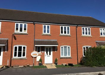 Thumbnail 3 bed terraced house for sale in Turnock Gardens, West Wick, Weston-Super-Mare