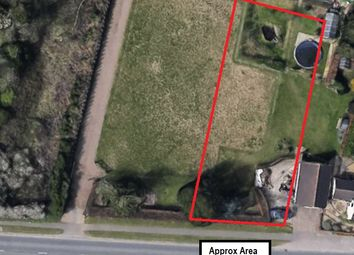 Thumbnail Land for sale in Old London Road, Copdock, Ipswich, Suffolk