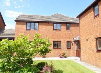 Thumbnail 2 bedroom flat for sale in Kings Court, Leyland