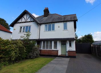 Thumbnail 3 bed semi-detached house for sale in The Nook, Winton, Eccles, Manchester