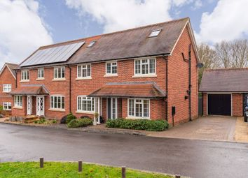 Thumbnail 4 bed semi-detached house for sale in Casbrook Field, Romsey