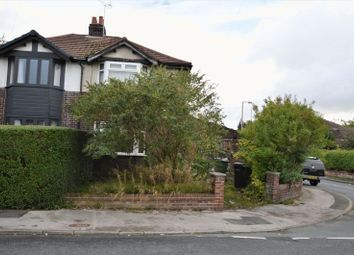 Thumbnail 2 bed semi-detached house for sale in The Broadway, Bredbury, Stockport