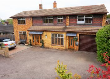 Thumbnail 5 bed detached house for sale in Richmond Lane, Romsey