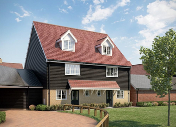 Thumbnail 3 bed semi-detached house for sale in Beaulieu Oaks, Regiment Way, Chelmsford, Essex