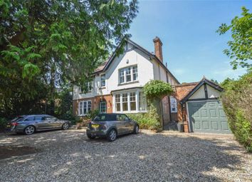 Thumbnail 6 bed detached house for sale in Epping Road, Roydon, Essex
