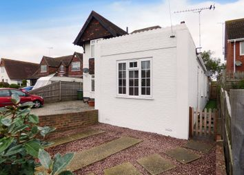 Thumbnail 1 bed semi-detached bungalow for sale in Felpham Way, Felpham, Bognor Regis