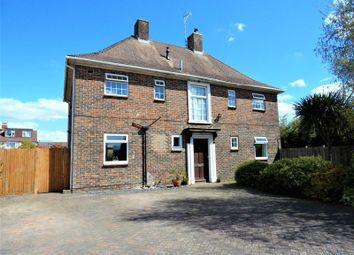 Thumbnail 5 bed detached house for sale in Forest Road, Broadwater, Worthing