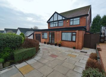 Thumbnail 4 bed detached house for sale in Hillingdon Road, Whitefield, Manchester