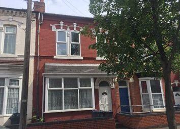 Thumbnail 4 bedroom terraced house for sale in Kingsley Road, Balsall Heath, Birmingham, West Midlands