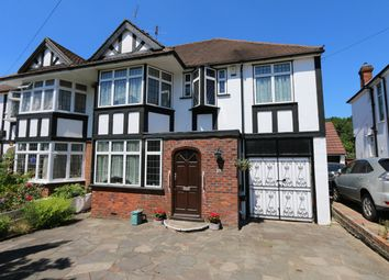 Thumbnail Semi-detached house for sale in Uxendon Hill, Wembley Park