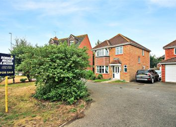 Thumbnail 4 bed detached house for sale in Amber Rise, Sittingbourne