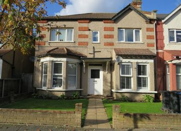 Thumbnail Flat for sale in Beatrice Avenue, London