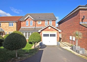 Thumbnail 4 bedroom detached house for sale in Forest Gate, Palmersville, Newcastle Upon Tyne
