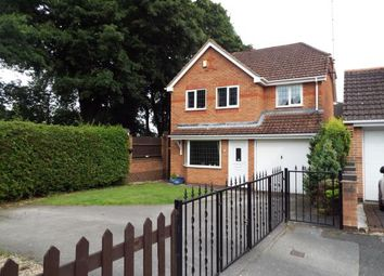 Thumbnail 4 bed detached house for sale in Tree View Close, Arnold, Nottingham