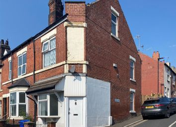 Thumbnail 3 bed end terrace house to rent in Pitsmoor Road, Sheffield