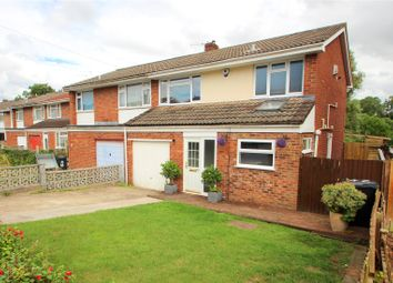 Thumbnail 3 bed semi-detached house for sale in Broadleas, Headley Park, Bristol