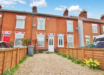 Thumbnail 2 bed terraced house for sale in Spixworth Road, Old Catton, Norwich