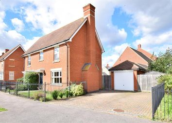 Thumbnail 4 bed detached house for sale in Crossways, Sittingbourne, Kent