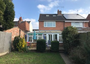 Thumbnail 3 bed semi-detached house for sale in Pickard Street, Warwick