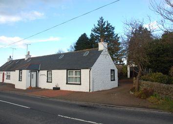 Thumbnail 2 bed cottage for sale in 2 The Clint, Crossmichael, Castle Douglas