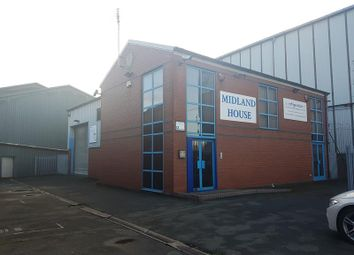 Thumbnail Light industrial for sale in Midland House, Midland Road, Leeds, West Yorkshire