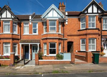 Thumbnail 3 bed terraced house for sale in Leighton Road, Hove