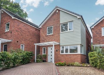 Thumbnail 3 bed detached house for sale in Shooters Hill, Sutton Coldfield