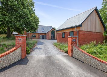 Thumbnail 4 bedroom detached house for sale in Orchard Close, Woodbury, Exeter