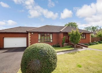 Thumbnail 4 bed detached bungalow for sale in 15 Dean Acres, Comrie