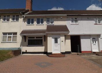 Thumbnail 2 bedroom terraced house for sale in Hernehurst, Quinton, Birmingham, West Midlands