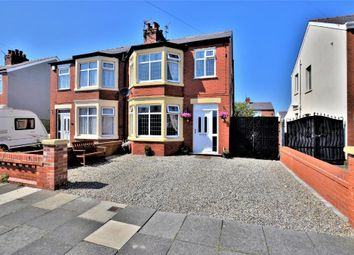 Thumbnail 3 bed semi-detached house for sale in Waltham Avenue, Blackpool