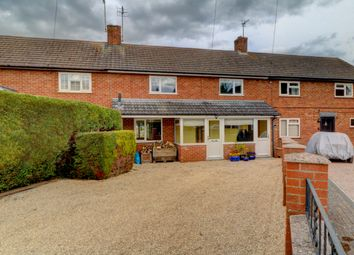 Thumbnail 3 bed terraced house for sale in Claverton Estate, Stoulton, Worcester