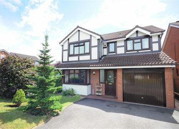 Thumbnail 4 bed detached house for sale in Ambleside Close, Aston Lodge, Stone
