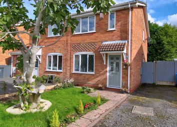 3 bed semi-detached house for sale in Mallory Road, Perton, Wolverhampton WV6