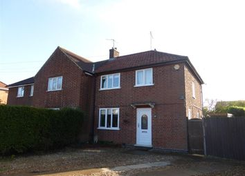 Thumbnail 3 bed property to rent in Hazelwood Road, Corby