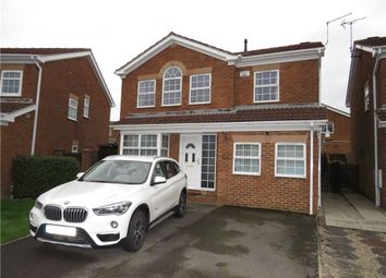 Thumbnail 4 bed detached house for sale in John O'gaunts Way, Belper