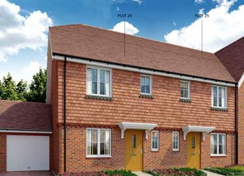 Thumbnail 3 bed terraced house for sale in Bersted Park, Bersted
