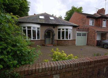Thumbnail 4 bedroom detached bungalow for sale in Hastings Avenue, Benton, Newcastle Upon Tyne